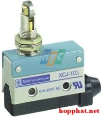 LIMIT SWITCH WITH 90 ROLLER PLUNGER - XCJ103