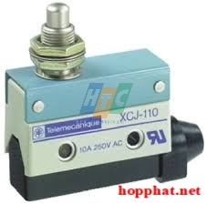 LIMIT SWITCH WITH PLUNGER - XCJ110