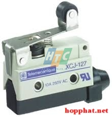 LIMIT SWITCH WITH SHORT ROLLER LEVER - XCJ127