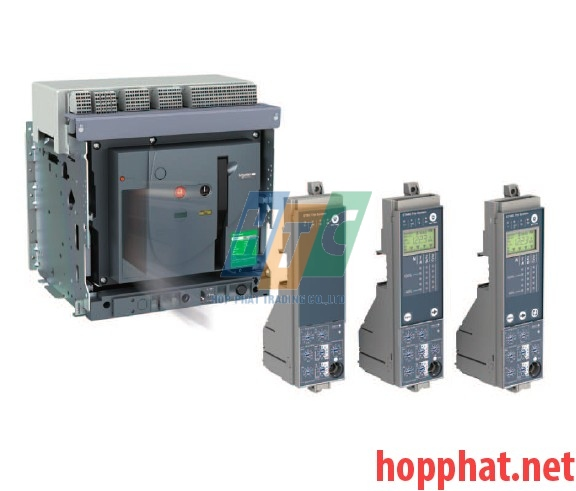 ACB 3P 4000A 55kA DRAWOUT