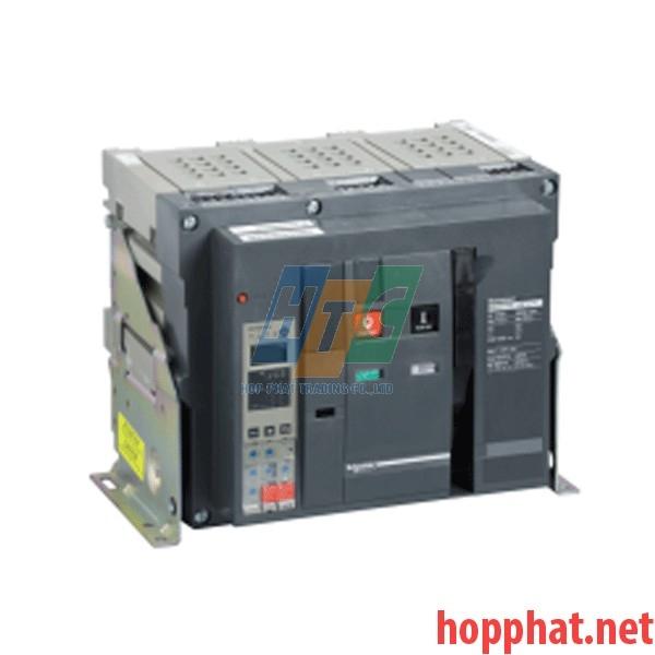 Máy cắt không khí ACB 4P 1250A 100kA DRAWOUT - NW12H23D2