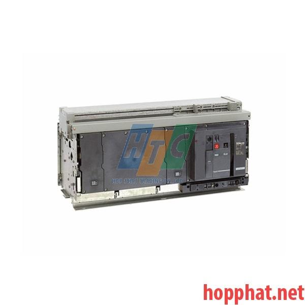 Máy cắt không khí ACB 4P 2500A 100kA FIXED - NW25H24F2