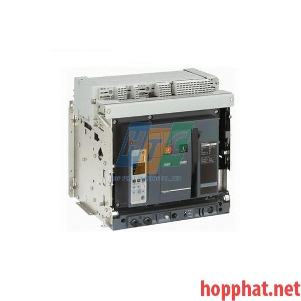 Máy cắt không khí ACB 4P 5000A 100kA DRAWOUT - NW50H14D2