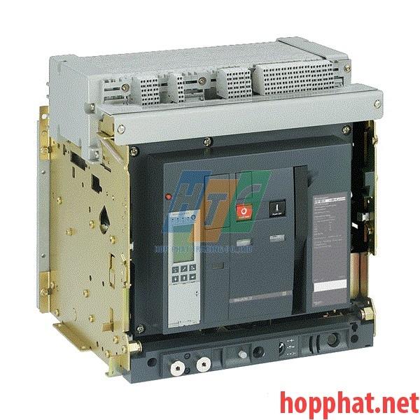 Máy cắt không khí ACB 3P 6300A 100kA FIXED - NW63H13F2