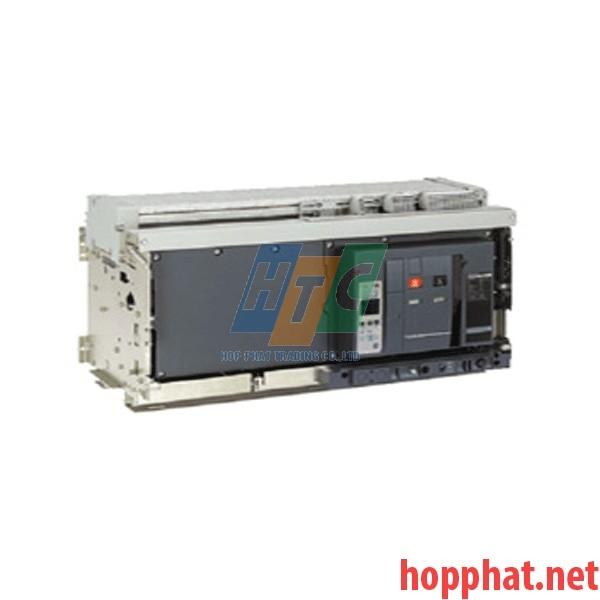 Máy cắt không khí ACB 4P 6300A 100kA FIXED - NW63H14F2