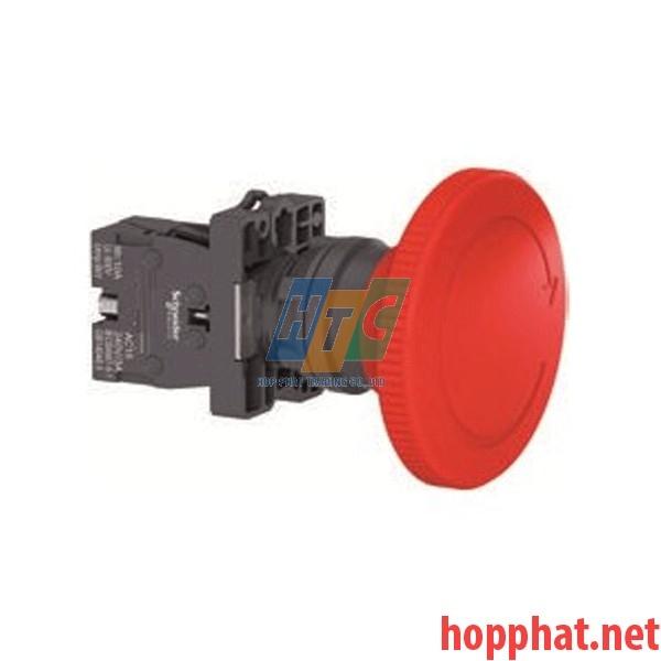 Nút dừng khẩn cấp Φ22 mầu đỏ 1NC - XA2ES642