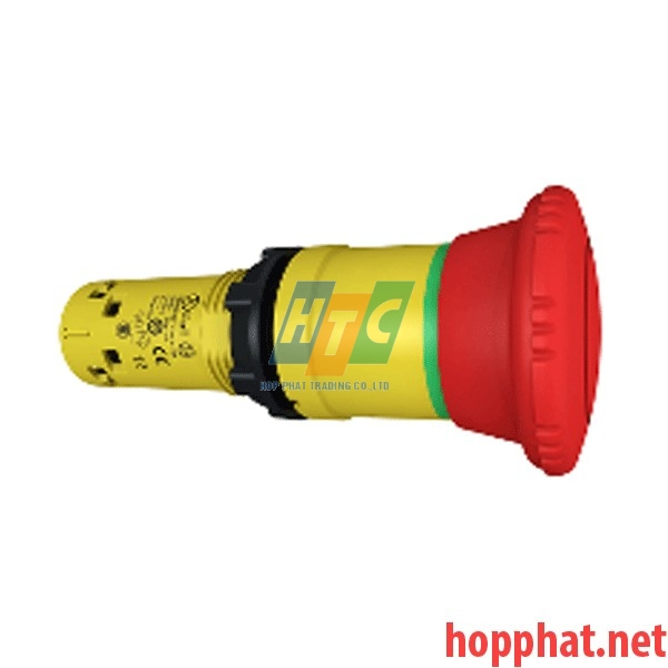 Nút dừng khẩn cấp Ø40 xoay để mở, N/C, màu đỏ - XB7NS8442