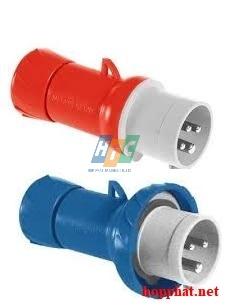 PLUG 16A 3P 230V IP44 6H