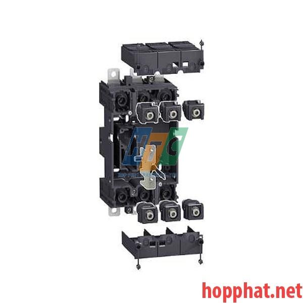 MCCB 3P NSX100/160/250 +Plug-in kit
