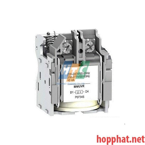 Shunt trip 200/240VAC - Phụ kiện cho Compact NS