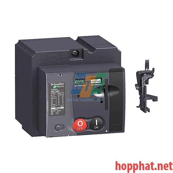 Motor 380-440VAC (NSX400/630)