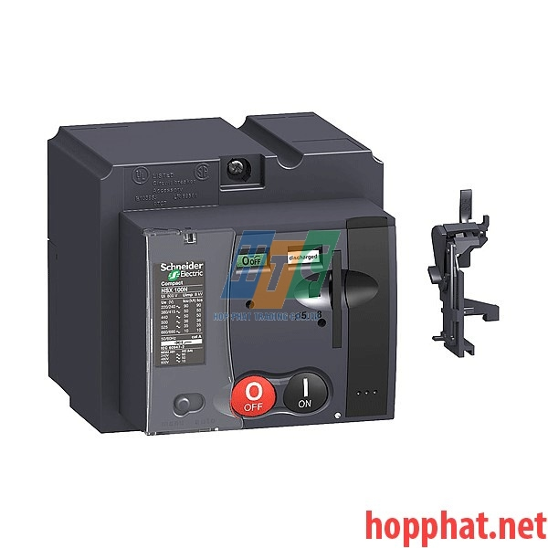 Motor 24-30VDC (NSX400/630)