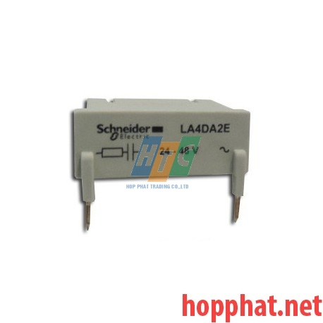 Resistor-capacitor 24-48VAC