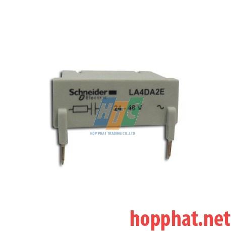 Resistor-capacitor 50-127VAC