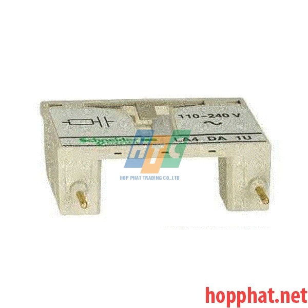 Resistor-capacitor 110-240VAC