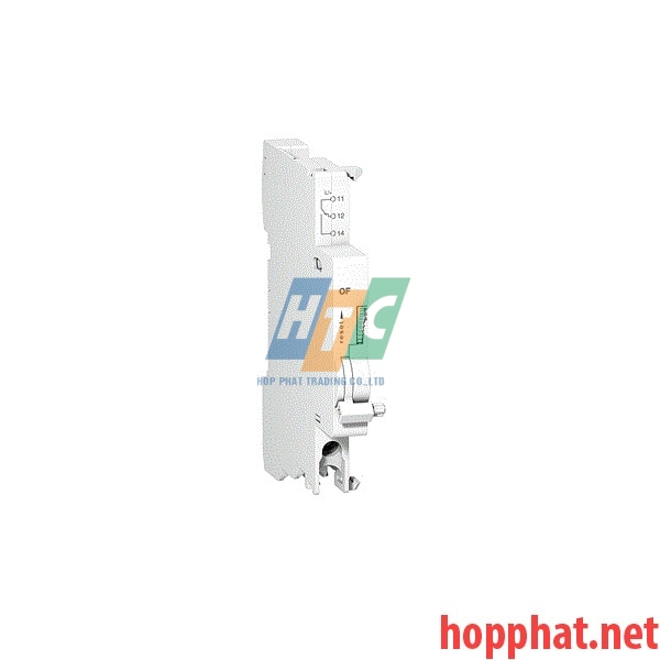 Auxiliary contacts iOF+iSD/iOF (240-415VAC)