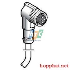 PROLO.FEM-PNP-LED.M12-5M - XZCP1340L5