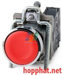 PUSHBUTTON RED - XB4BA42