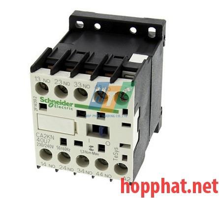 Rơ le Điều Khiển 4No 110V- CA2KN40F7