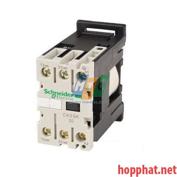 Rơ le Điều Khiển 2NO 10A 24VDC- CA3SK20BD