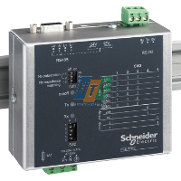 RS232/RS485 converter ACE909-2 for Sepam series 20, 40, 60, 80 - 59648 Schneider Electric
