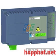 Fiber optic interface - Schneider Electric (Sepam) - ACE850FO - For series 40;series 60;series 80
