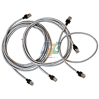 remote module connection cord CCA770 Sepam series 20,40,80 - L 0.6 m - 59660 Schneider Electric