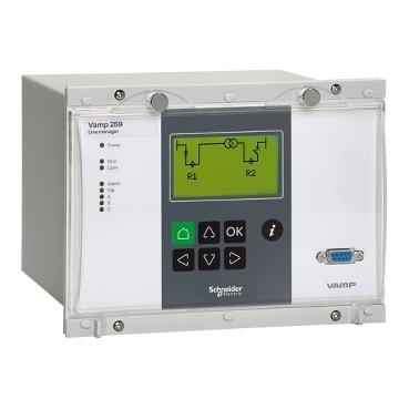 VAMP 265 Transformer, generator and motor differential protection relay