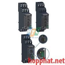 Relay bảo vệ pha , thời gian điện tử RM22 RE22