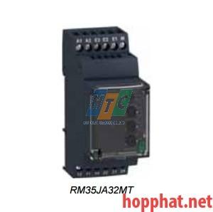 Relay bao vệ dòng RM22 schneider