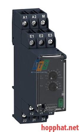 Relay điều khiển mức nước RM22 Schneider