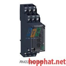 Relay bảo vệ điện áp RM22 schneider