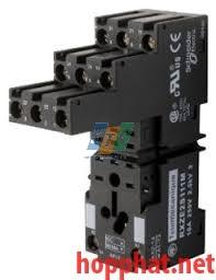 Logic style socket / separated terminati - RXZE2S111M