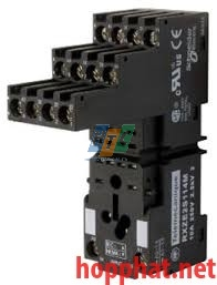 Logic style socket / separated terminati - RXZE2S114M