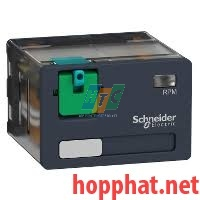 Power relay 1 CO 12 V DC - RPM11JD