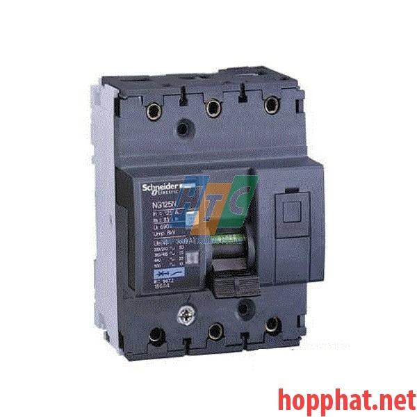 Bộ ngắt mạch tự động NG125N 3P 50A
