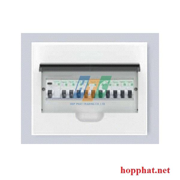 Tủ điện nhựa âm tường - Easy9 box có 4 module