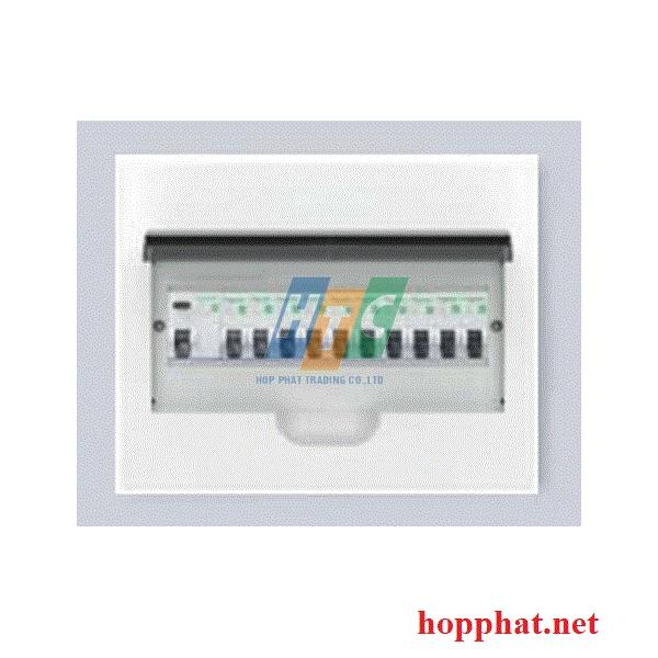 Tủ điện nhựa âm tường - Easy9 box có 12 module