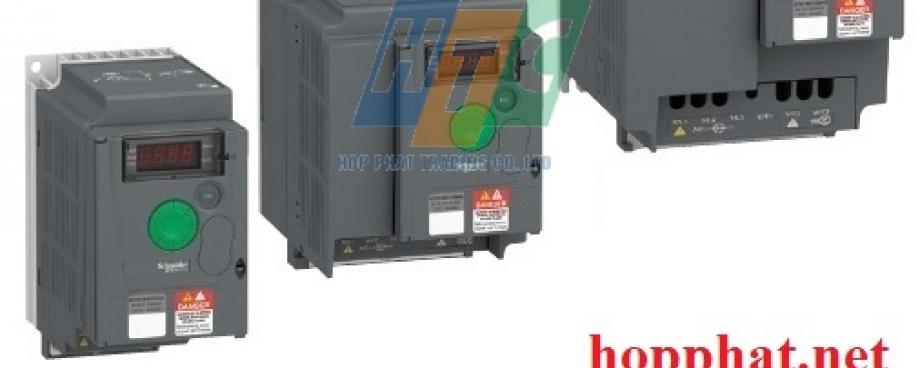Biến tần schneider atv310 - chức năng bơm phụ